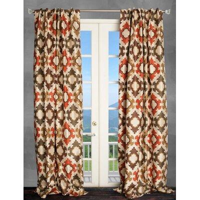 Parisian Home Style Damask Thermal Panel Curtain Liner Reviews Wayfair