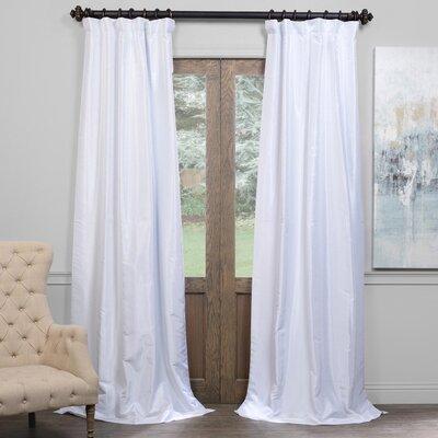 Curtains Ideas blackout pinch pleat curtains : Libby Blackout Pinch Pleat Single Curtain Panel & Reviews | Joss ...