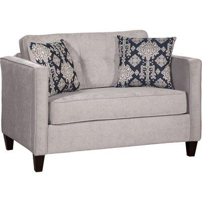 Willa Arlo Interiors Serta Upholstery Cia Sleeper Loveseat & Reviews |  Wayfair - Willa Arlo Interiors Serta Upholstery Cia Sleeper Loveseat