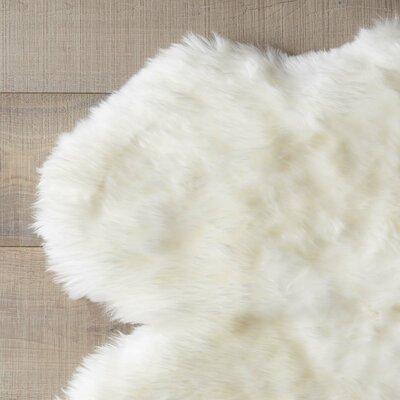 Mercer41™ Stockton Sheepskin Rug U0026 Reviews | Wayfair
