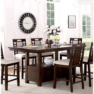 Winston Porter Nika 7 Piece Dining Set & Reviews