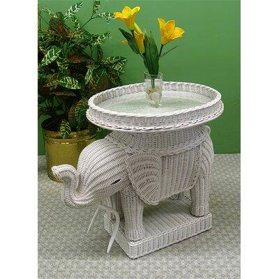 Nice Wicker Warehouse Elephant End Table U0026 Reviews | Wayfair