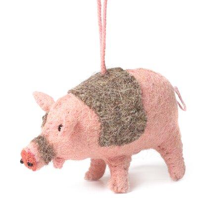 Pig Christmas Ornament | Joss & Main