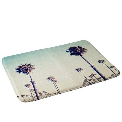east urban home bree madden california palm trees bath rug
