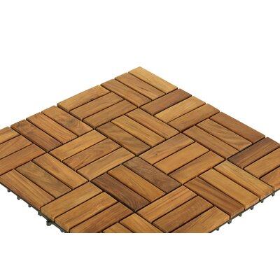 BareDecor EZ-Floor Wood 12