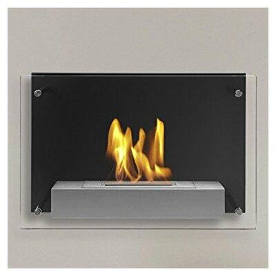 UtopiaAlley Wall Mount Ethanol Fireplace Reviews Wayfair