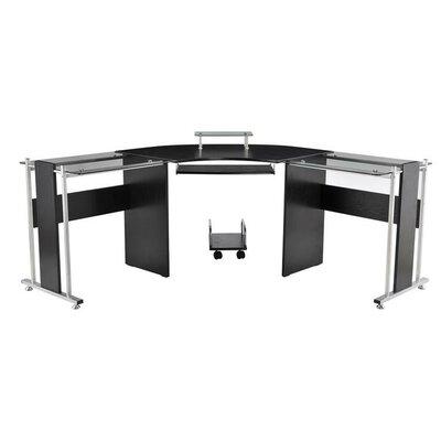 Modern L Shaped Computer Desk