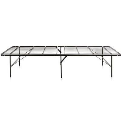 weekender foldable metal platform bed frame reviews wayfair - Metal Platform Bed Frames