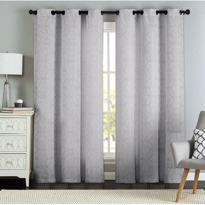 Curtains Ideas blackout curtain reviews : Artistic Linen Lawrence Indoor/Outdoor Blackout Curtain Panels ...