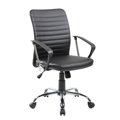 united chair industries llc high-back desk chair & reviews | wayfair