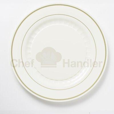Chef Handler Mystique 340 Piece Fine Heavy Duty Plastic Plate Set \u0026 Reviews | Wayfair & Chef Handler Mystique 340 Piece Fine Heavy Duty Plastic Plate Set ...
