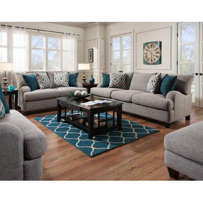 Laurel Foundry Modern Farmhouse Rosalie Configurable Living Room ...