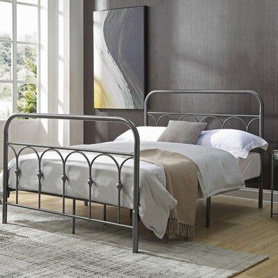 king size metal platform bed frames oaks box spring frame foundation full with wood slats