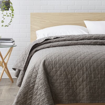 laurel foundry modern farmhouse susann quilted washed belgian