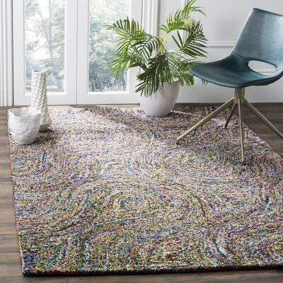 Bungalow Rose Anaheim Abstract Area Rug U0026 Reviews | Wayfair