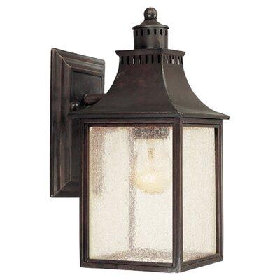 savoy house monte grande 1light outdoor wall lantern u0026 reviews wayfair - Savoy Lighting
