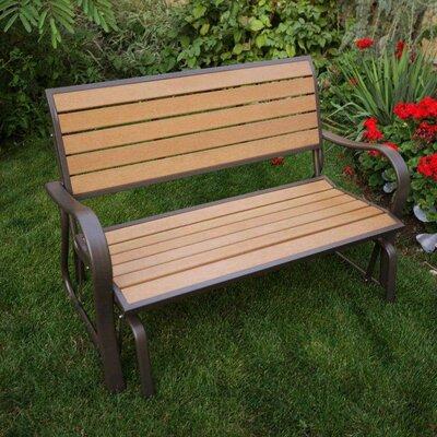 Lifetime Glider Bench U0026 Reviews | Wayfair