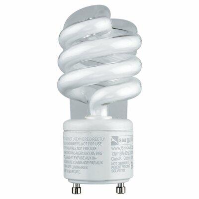 Sea Gull Lighting 13W 120-Volt Fluorescent Light Bulb & Reviews ...