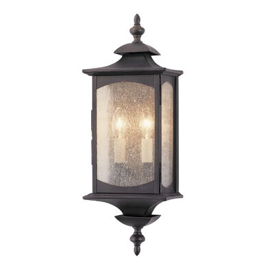 Feiss Market Square 2 Light Outdoor Flush Mount U0026 Reviews | Wayfair