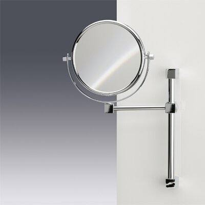 Wall Mount Magnifying Mirror windischnameeks wall mounted double face magnifying mirror