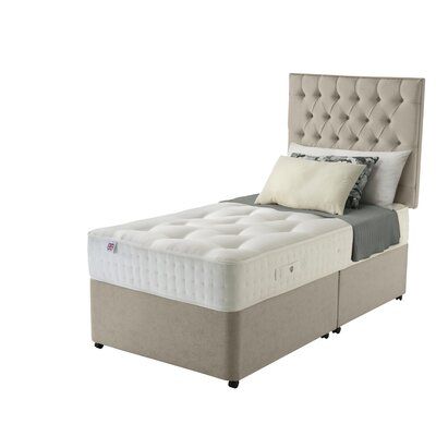 Rest Assured Rockingham 1400 Pocket Sprung Divan Bed Wayfair Uk