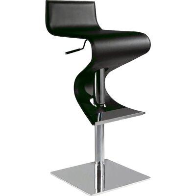 - Chintaly Adjustable Height Swivel Bar Stool & Reviews Wayfair