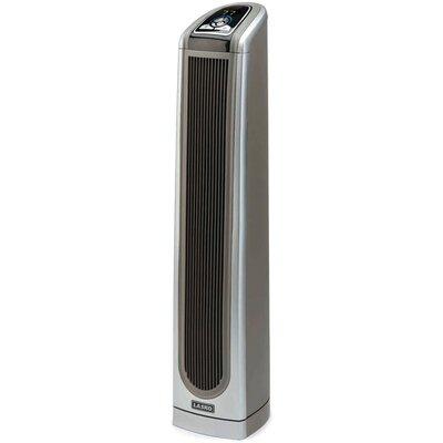lasko ceramic watt portable electric fan tower heater with logic center remote control u0026 reviews wayfair - Lasko Heaters