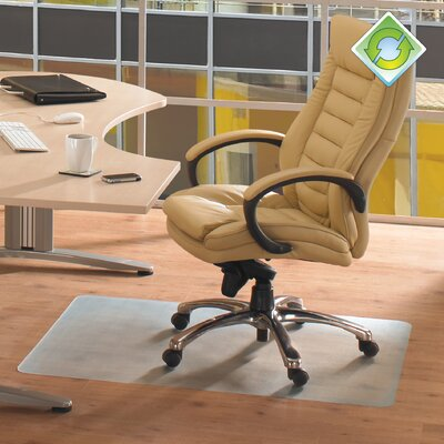 FLOORTEX Ecotex Revolutionmat Hard Floor Chair Mat U0026 Reviews   Wayfair