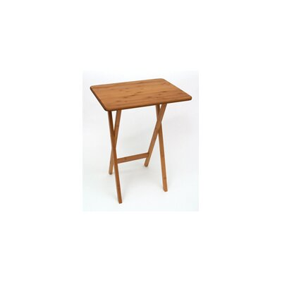 Good Lipper International Bamboo Rectangular Snack Tray Table U0026 Reviews | Wayfair