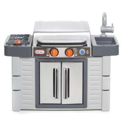 Little Tikes Cook U0027n Grow™ BBQ Grill Kitchen Set U0026 Reviews | Wayfair  Little Tikes Kitchen Set