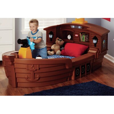 Pirate Ship Toddler Bed.Little Tikes Pirate Ship Bed Decoration Image Ideas