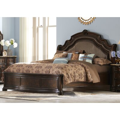 Place Sleigh Bedroom Set Liberty Liberty Furniture Le Grande Old