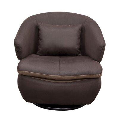 Diamond Sofa Rio Swivel Barrel Chair U0026 Reviews | Wayfair