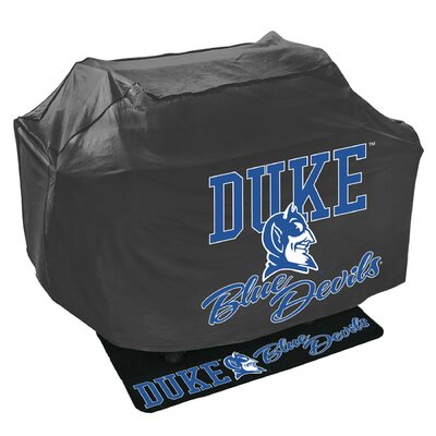 Mr Bar B Q Ncaa Grill Cover And Grill Mat Set Amp Reviews