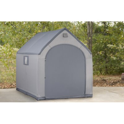 Flowerhouse StorageHouse 6 Ft. W X 7 Ft. 5 In. D Nylon/Polyester Portable Storage  Shed U0026 Reviews | Wayfair