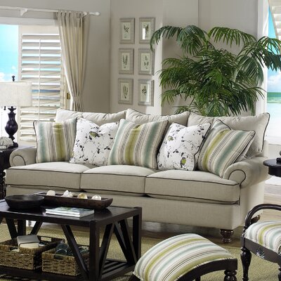 paula deen home duckling sofa & reviews | wayfair