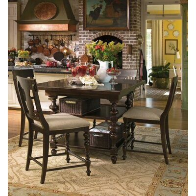 paula deen home sweet tea counter height dining table & reviews