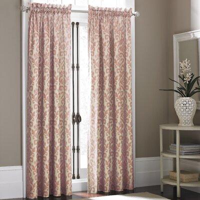 Croscill Takin Polyester Rod Pocket Single Curtain Panel | Wayfair