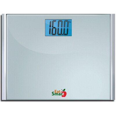 eatsmart precision plus bathroom scale & reviews | wayfair