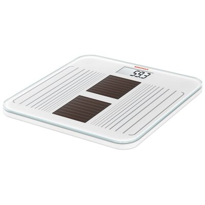 soehnle solar star precision digital bathroom scale | wayfair