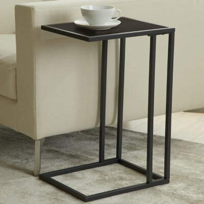 Haaken Furniture Parson End Table U0026 Reviews | Wayfair