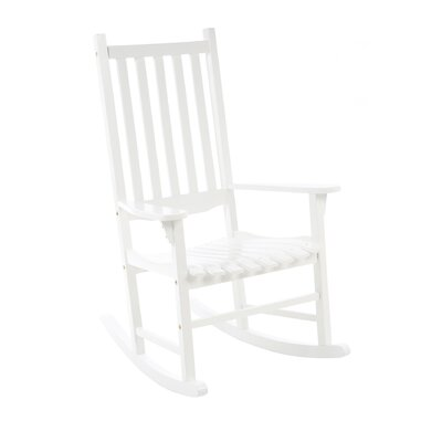 Atlantic Outdoor Traditional Rocking Chair & Reviews  Wayfair