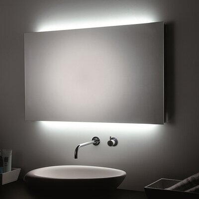 WS Bath Collections LED Wall Bathroom Mirror Reviews