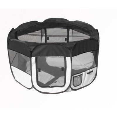 Pet-Life-All-Terrain-Lightweight-Collapsible-Travel-Dog-Pen