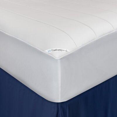 sealy washable memory foam fitted waterproof mattress protector u0026 reviews wayfair - Sealy Memory Foam Mattress