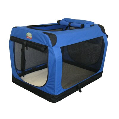 Best cat carrier - Travel Pet Crate by Go Pet Club