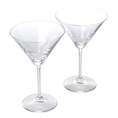 marquis by waterford vintage oversized 10 oz martini glass u0026 reviews wayfair