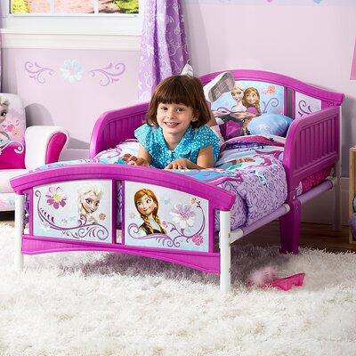 - Delta Children Disney Frozen Toddler Bed & Reviews Wayfair