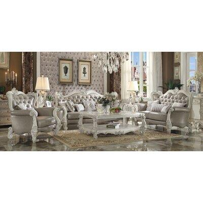 ACME Furniture Versailles Living Room Collection & Reviews | Wayfair