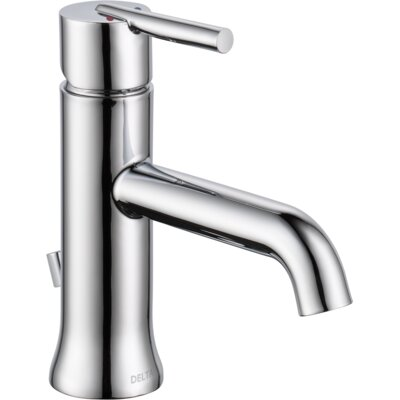delta trinsic bathroom single handle centerset bathroom faucet u0026 reviews wayfair
